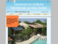 site http://www.gite-dolder-ardeche.com