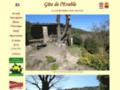 Gite de l'Erable,  Gite Aude France, Languedoc Roussillon