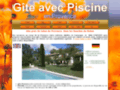 Gites MAS FONTVERT en Provence