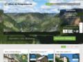Détails : Gîtes de Pougnadoires Gorges du Tarn