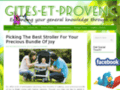site http://www.gites-et-provence.com