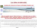 site http://www.gites-finistere-sud.com