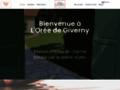 Détails : L'Orée de Giverny. Week-end romantique dans les Yvelines