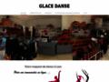 Glace Danse - accessoires pour le hockey sur glace, le patinage artistique, la danse, le roller