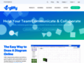 Gliffy: Online Diagram Creation