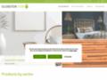 GLOBSTOR - Rotin, bambou raphia pour home déco