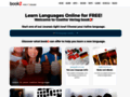Apprendre une langue  Initiation enfants
