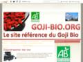 site http://www.goji-bio.org/