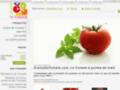 Voir la fiche détaillée : Graine de tomate.com, la tomate à portée de main