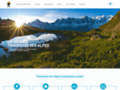 La Grande Traversée des Alpes  GR5