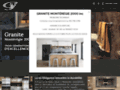 Le site web du granite