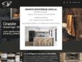 Détails : Granite Montérégie, les meubles en granite, c'est notre métier