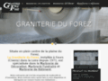 Graniterie du Forez Loire - Civens
