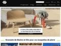 Détails : Meilleur fournisseur des moquettes de pierre en France