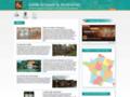 Capture du site http://www.groupes-et-seminaires.com