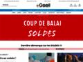 Gsell, maroquinerie en ligne