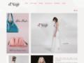 Voir la fiche détaillée : Gueule d'ange - Robe de mariée,  prêt-à-porter et haute couture