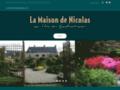 Maison d'hôtes de charme en Angers et Nantes