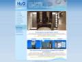 H2O Confort, créateur de salle de bains, energie solaire et chauffage en Province de Luxembourg.