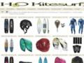 Equipement kitesurf & snowkite H2O kite
