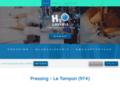 Détails : H2O Pressing