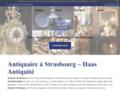 Détails : Estimation de l'antiquité à Strasbourg