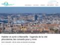 Le guide touristique : Habiter Marseille