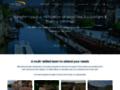 Hansen marine | Fabrication de pontons, passerelles, bâtiments flottants.
