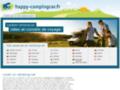 Capture du site http://www.happy-campingcar.fr