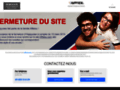 Capture du site http://www.happyview.fr