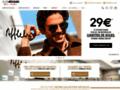 Capture du site http://www.happyview.fr