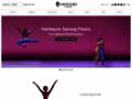 Harlequin Europe : soudure tapis de danse