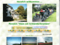 31868 Ottenstein-Lichtenhagen (Weserbergland): Pension Haus am Schneiderbrunnen