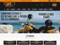 Détails : Boutique Harley en ligne