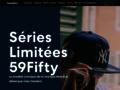 Détails : Headict : la boutique de chapeaux et couvre-chefs en ligne.