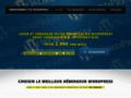 Détails : Hébergement pour CMS Wordpress