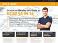 Détails : Le métier d'électricien à Herblay