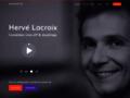 Voir la fiche détaillée : Hervé Lacroix, comédien voix off
