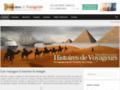 Détails : A la découverte de l'origine du voyage