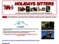 Gardiennage maison et animaux (site commercial)