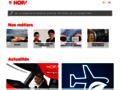 hop air france sur www.hop.fr