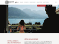 Détails : Hôtel à Annecy à découvrir