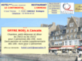 hotel cancale sur www.hotel-cancale.com