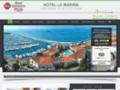 hotel st raphael sur www.hotel-lamarina.eu