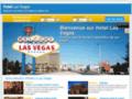 Capture du site http://www.hotel-las-vegas.fr