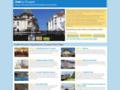 Capture du site http://www.hotel-le-touquet.fr/