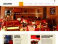Détails : Hôtel restaurant Les Alpins