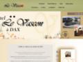 site http://www.hotel-levascon-dax.fr