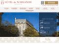 hotel normandie sur www.hotel-normandie-bordeaux.com