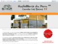 Détails : Hostellerie du Parc ** - Hotel à Cambo les Bains au Pays Basque